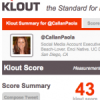 4 Great Alternatives to Klout
